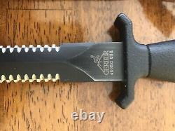 Couteau De Survie Gerber Mark 2 Mkii Avec Lame De Poignard À Double Tranchant