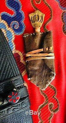Couteau Kukri Vieux Régimentaire Khukuri Par Heritage Couteaux Poignard Histoire Militaire
