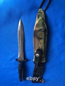Couteau/poignard Gerber Vintage