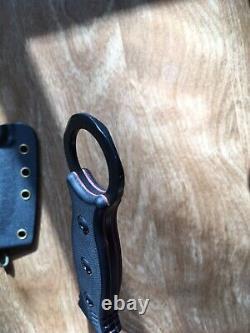 Couteaux Haut I. C. E. Dagger
