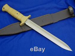 Eickhorn Couteau Dague Allemagne De Porc Autocollant De Sanglier Chasseur Tan Coyote Survie Concessionnaire