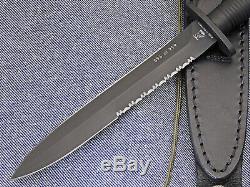Eickhorn Couteau Fairbairn Sykes Dagger Limited Edition Fs2000 Tactique Dentelee