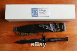 Eickhorn Fs 2000 Dagger Fairbairn Sykes Style Édition Limitée De Seulement 999 Pcs