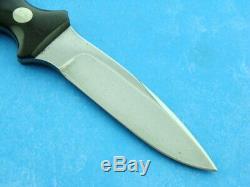 Extrêmement Rare Jimmy Lile Sous Hilt Fighting Set Combat Boot Dague Couteau Couteaux