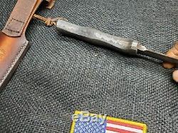 Fait À La Main 1095 Combat Dague Couteau Par Mark Mccoun