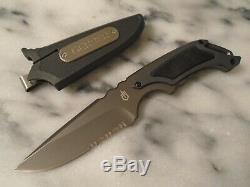 Gerber Basic Combat Lame Fixe Couteau Dague Boot 4 MM Tang Pleine 7cr17mov 6,80