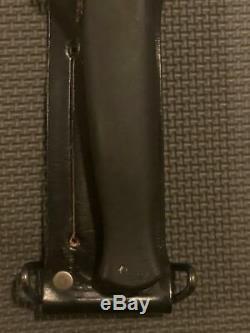 Gerber Guardian II R. W. Loveless Commando Couteau Dague Et Gaine