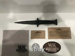 Groupe Gbrs / Dague De Combat Des Couteaux Winkler