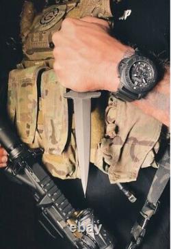 Groupe Gbrs X Winkler Knives Combat Dagger Tan (supdef Forward Observations)