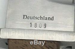 Nib H. Boker & Co Allemagne Solingen Boot Trench Dague Couteau Fourreau Le # 1809