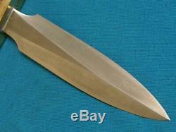 Randall Couteaux # 2-5 Ivorite Fighting Combat Dagger Stiletto Couteau De Survie De Bowie