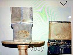 Rare Antique Tiffany & Co. N. Y. Dague / Bowie Couteau / Gaine 1875-1920 Ex
