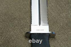 Rare Sog S25 Desert Dagger Knife Seki Japon Collectors Item