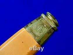 Russie Soviétique De Russie Urss Ww2 Modèle 1940 Couteau Fighting Dagger Officier De Marine