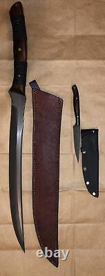 Set De Couteaux Lynn Dawson 24 Dagger Et 7,75 Couteau