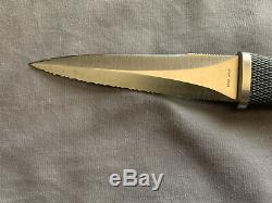 Sog Couteaux Spécialisés Seki Japon Pentagone Combat Dagger Boot Couteau, Gaine