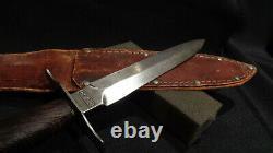 Stiletto Ww2. Français La Vengeur Fighting Knife 1916 S. G.c. O. Dagger