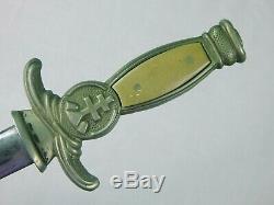 Tchécoslovaque Tchécoslovaquie Slovaque Ww2 Dagger Fighting Couteau Fourreau