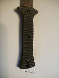 Tolérance Zéro Zt 0150 Knife Dagger Etats-unis