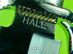 Us Custom Made Handmade Lloyd Hale Dagger Fighting Knife & Scabbard Cas