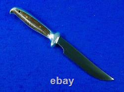 Us Dave Murphy Combat Fighting Knife Poignard