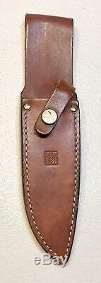Vintage 1980 Al Mar 1 Grunt Lutte Dagger Couteau Deopressoliber Bérets Verts
