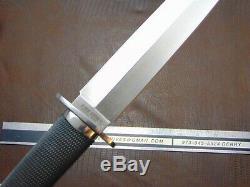 Vintage Cold Steel Tai Pan Couteau Vgi San Mai Lame Seki Japon Modèle Est Très Rare