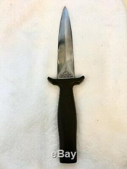 Vintage Gerber Mark 1 Style À Lame Fixe Couteau / Dagger Numéro De Série Low