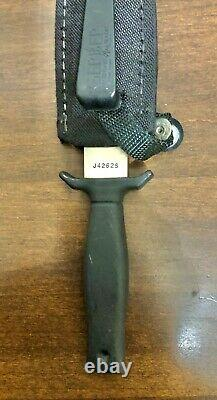 Vintage Gerber Mark I Boot Knife/dagger Sn J4262s Modèle 5610 Couteau De Combat