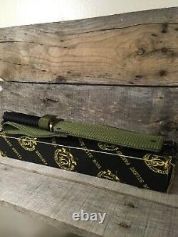Vintage John Ek Commando Knife Poignard Pg-5 Nos Dans La Boîte