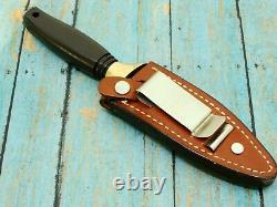 Vintage Kershaw Kai Japan Special Agent Boot Dagger Combat Fighting Knife Knives