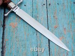 Vintage P Holmberg Eskilstuna Suède Puukko Dagger Dirk Knife Set Knives
