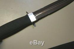 Vintage Sog Seki Desert Dagger S25 Tactique De Combat Couteau Rare