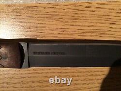 Winkler Knives II Nsw Dagger Flambant Neuf