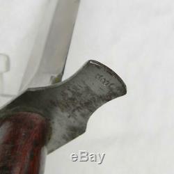 Ww1 France Sgco M1916 Poignard Le Vengeur-vengeur Fighting Fourreau De Couteau