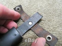 Ww1 Tranchée Allemande Couteau Ern Wald Rheinl Kampfmesser Combat Poignard De Tranchée