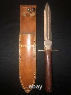 Ww2 Knifecrafters Patton Sword Knife -crafters/lf&c -dagger -fighting Collection